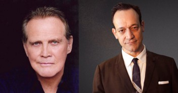 Lee Majors and Ted Raimi