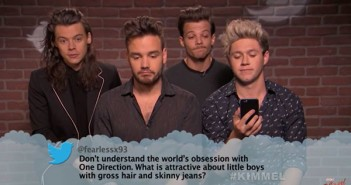 Mean Tweets Music Edition #3 with One Direction