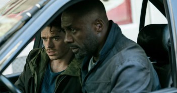 Richard Madden and Idris Elba in The Take