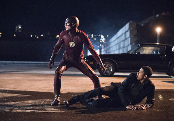 The Flash Season 2 Episode 12