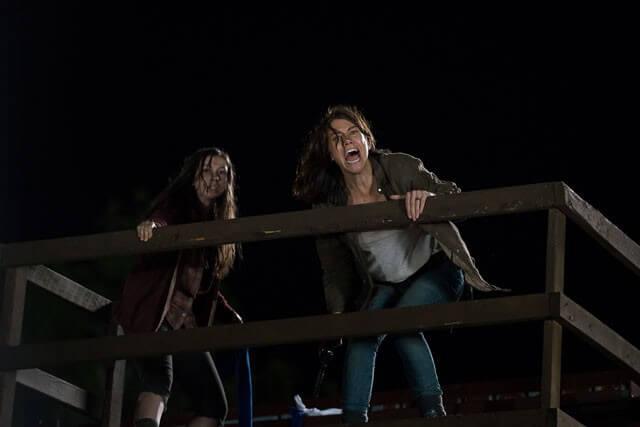 Walking Dead Midseason 6 Lauren Cohan