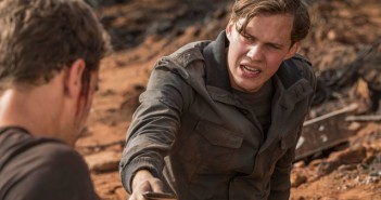 Bill Skarsgard in Divergent: Allegiant Film Bill Skarsgard as Matthew