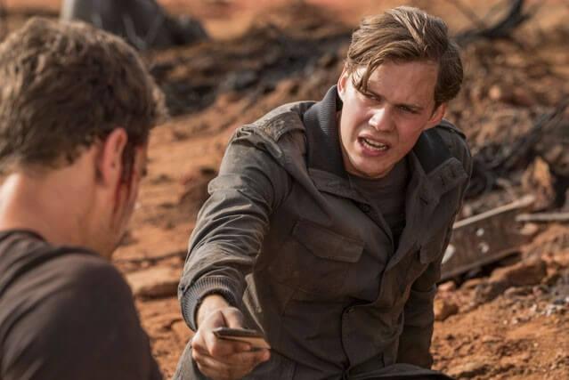 Divergent: Allegiant Film Bill Skarsgard as Matthew