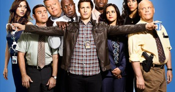 Brooklyn Nine Nine Cast Photo Season 3