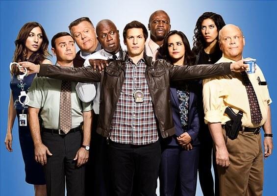 Brooklyn Nine Nine Cast Photo Season 3