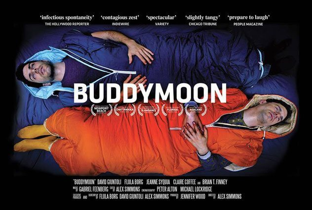 Buddymoon Poster