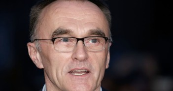 Danny Boyle Closeup Photo