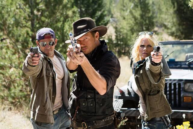 Dead 7 Jeff Timmons, Nick Carter, Carrie Keagan Photo