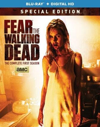 Fear the Walking Dead Season 1 Blu-Ray