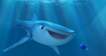 Finding Dory Shark and Fish photo