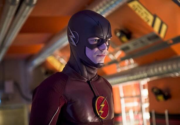 The Flash Season 2 Episode 17 Grant Gustin