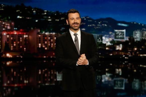 Jimmy Kimmel Hosts Emmys