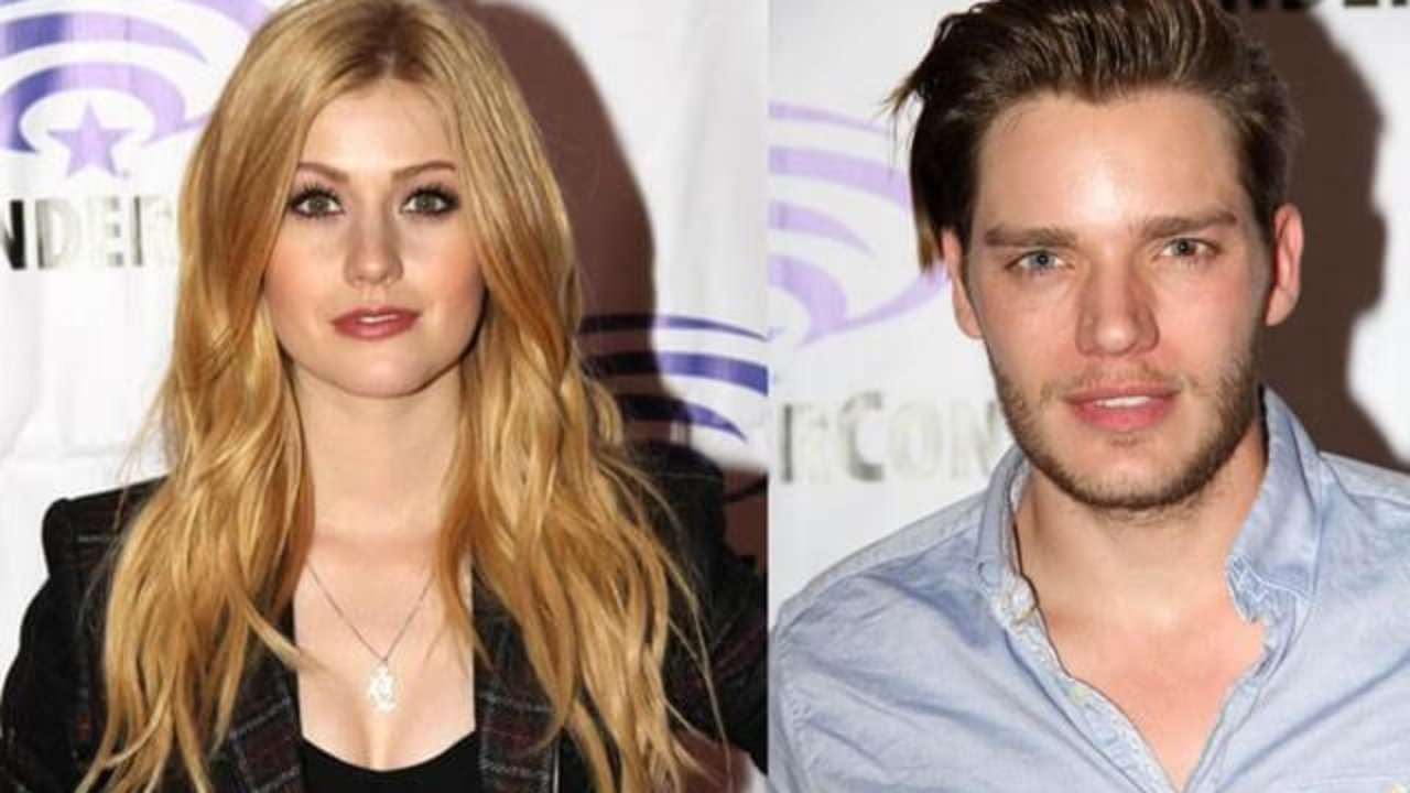 Shadowhunters Dominic Sherwood Katherine Mcnamara Interview