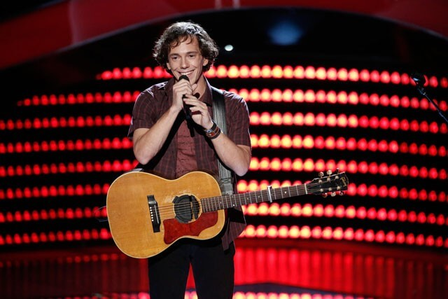 Owen Danoff The Voice