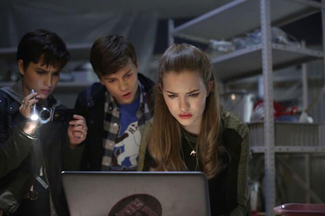 Scream Season 1 Cast Photo