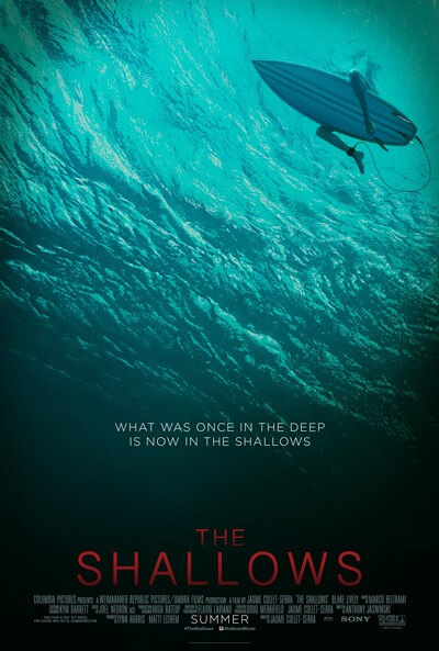 The Shallows Teaser Poster
