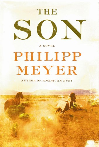 The Son Book Cover