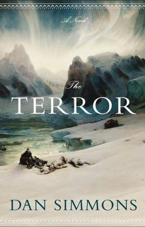The Terror Book Cover by Dan Simmons