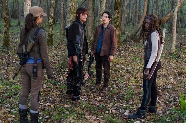 Walking Dead Season 6 Episode 15