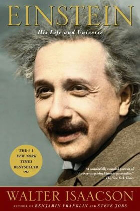 Einstein His Life Book