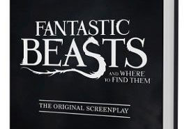 Fantastic Beasts and Where to Find Them Screenplay Book