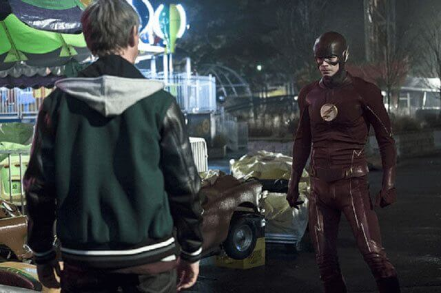 The Flash Season 2 Episode 19