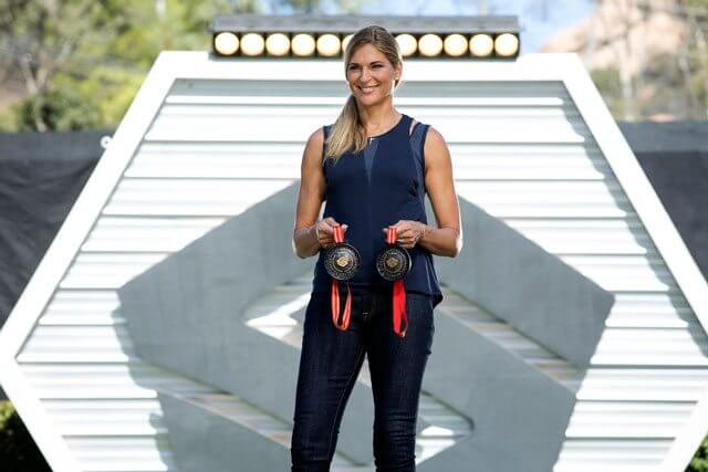 Gabrielle Reece in Strong