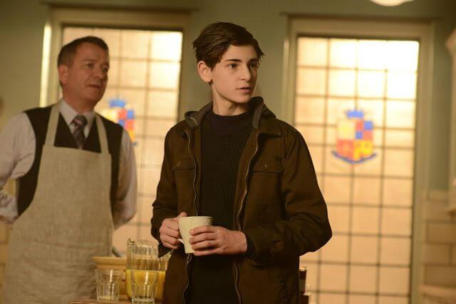 Gotham Season 2 Episode 17 David Mazouz