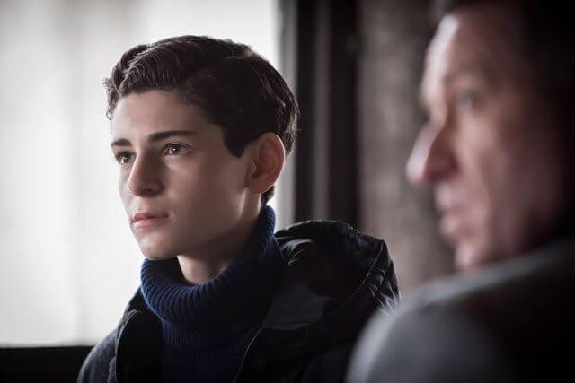 Gotham Season 2 David Mazouz
