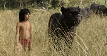 Jungle Book Neel Sethi and Bagheera