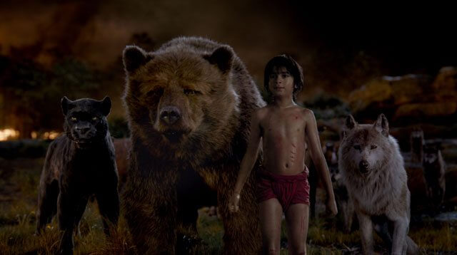 The Jungle Book Characters