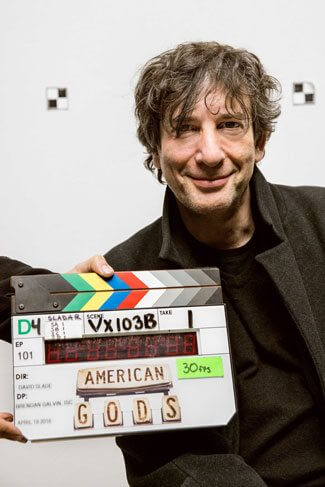 Neil Gaiman American Gods