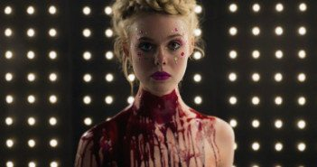 Elle Fanning in 'The Neon Demon'