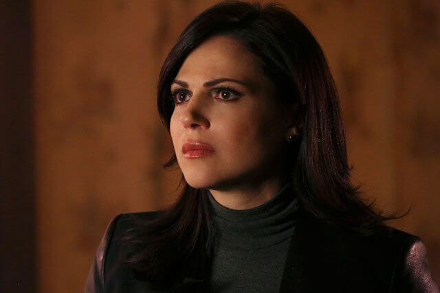Once Upon a Time Season 5 episode 19 Lana Parrilla
