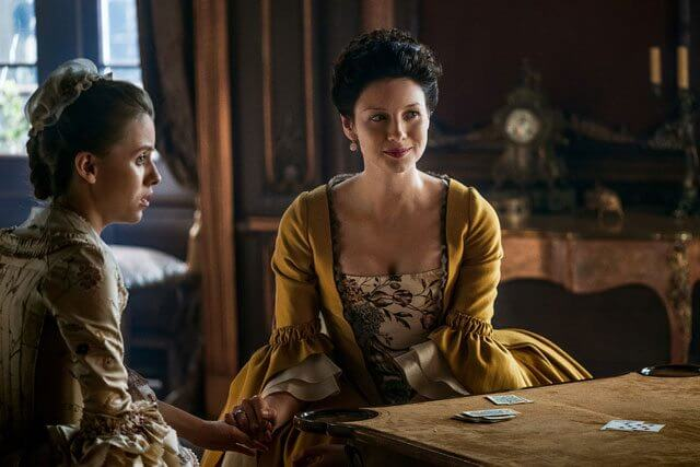 Outlander Season 2 Episode 3 Caitriona Balfe