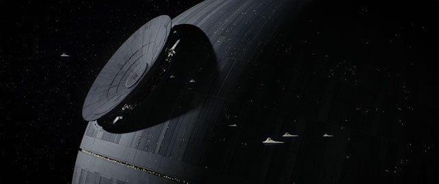 Rogue One Death Star