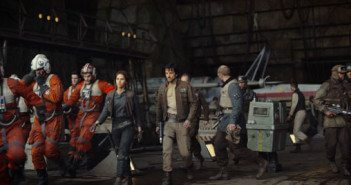 Felicity Jones and Diego Luna in Rogue One Box Office Report