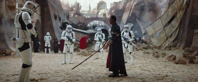 Rogue One Scene