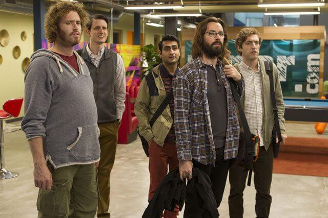 Silicon Valley Season 3 Cast