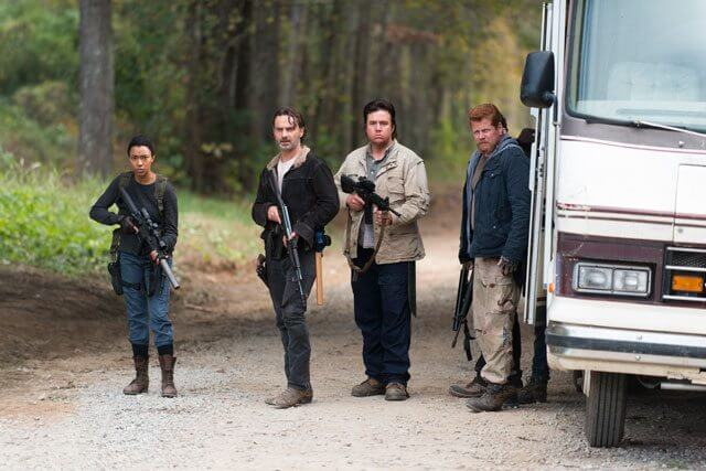 Walking Dead Season 6 Finale