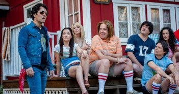 Wet Hot American Summer First Day of Camp Cast