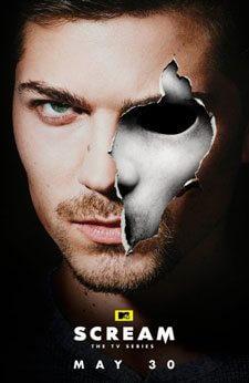 Amadeus Serafini Scream Poster