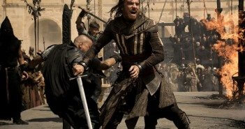 Assassin's Creed Michael Fassbender