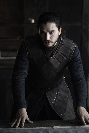 Game of Thrones Season 6 Episode 5 Kit Harington