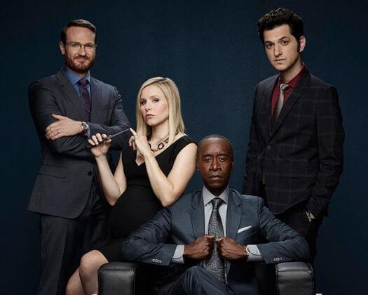 House of Lies Cast Photo