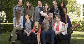 Life in Pieces Season 1 Cast