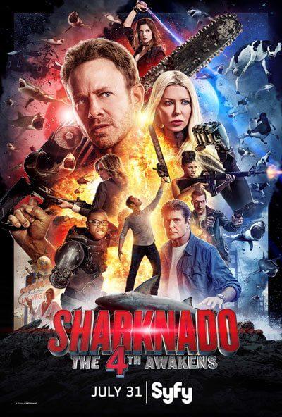 Sharkhado The 4th Awakens
