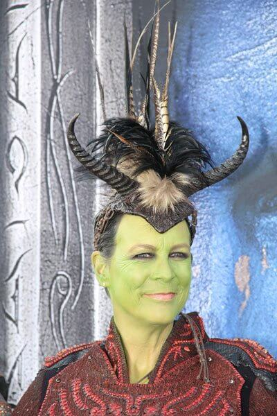 Jamie Lee Curtis Warcraft Cosplay