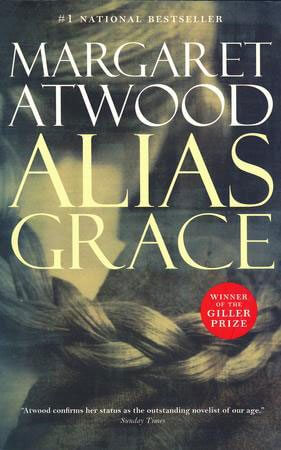 Alias Grace Book by Margaret Atwood