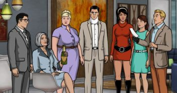 Archer Chararacters Season 7